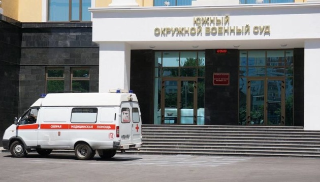Кримському політв'язню Бекірову стало зле в російському суді