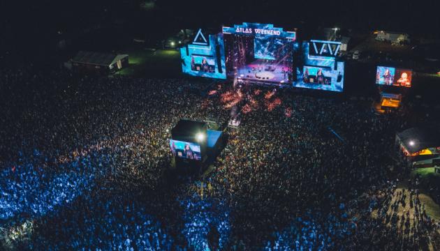 Atlas Weekend в этом году посетило рекордное число людей - более 600 тысяч