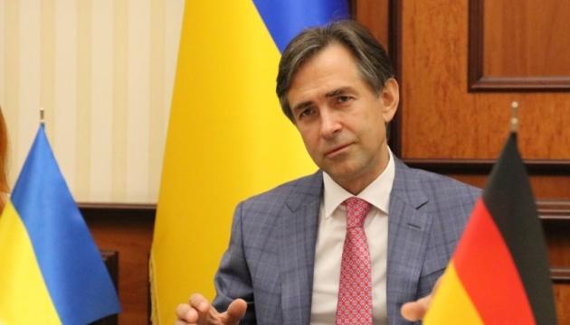 Любченко запросив німецький бізнес інвестувати в Україну
