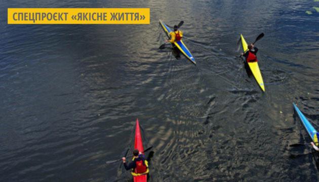 Водний фестиваль «Усі на всьому» відбудеться на вихідних у Вінниці