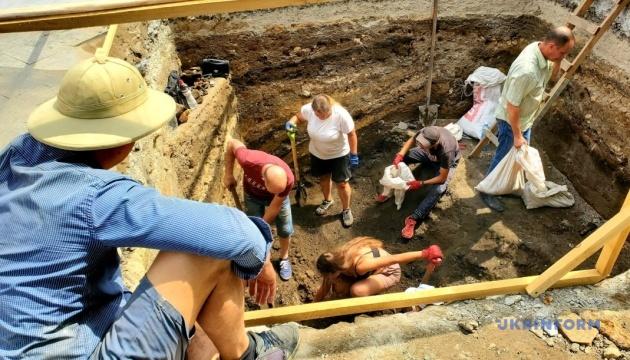 Пошуки фортеці Хаджибей: в Одесі поновили археологічні розкопки