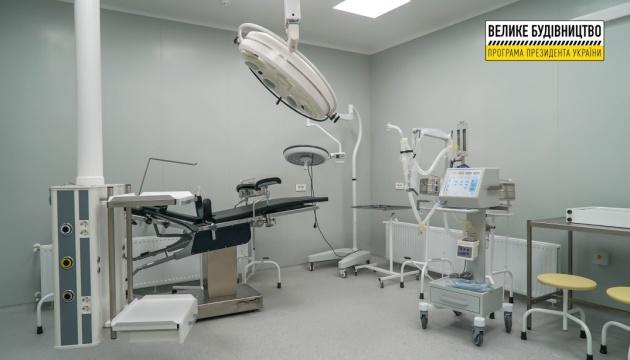 В Луцке реконструировали приемное отделение областной больницы - фото