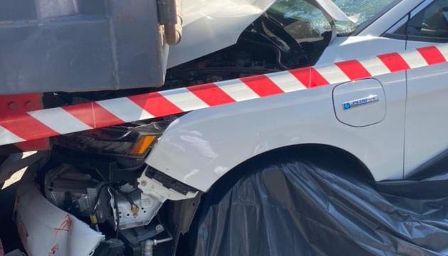 У Києві затримали водія, який на смерть збив водійку мопеда