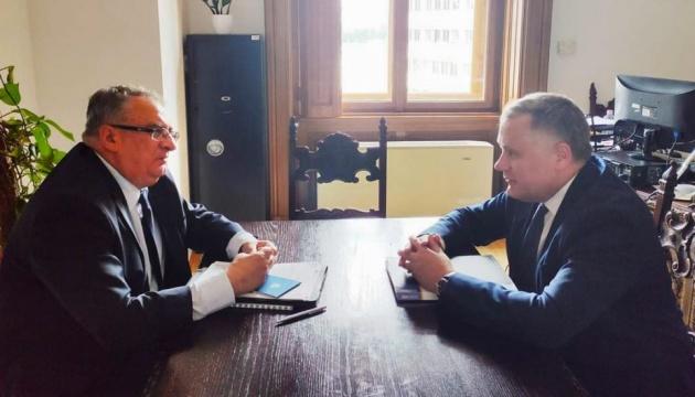 Украина и Венгрия подпишут соглашение о признании документов об образовании - ОП