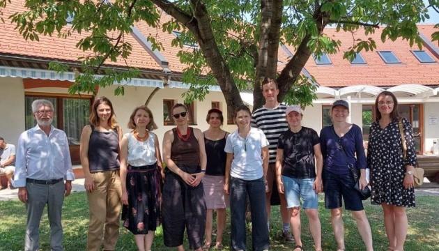 В австрійському Граці пройшла благочинна акція зі збору коштів хворому хлопчику з України
