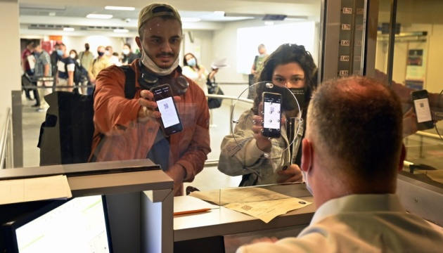 У Бельгії штрафуватимуть пасажирів без COVID-документів