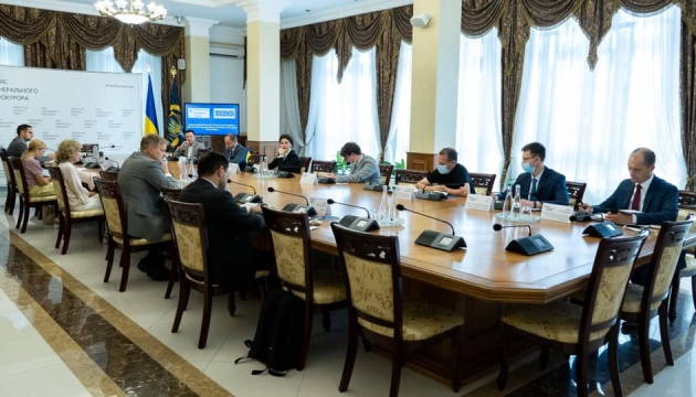 Преступления против журналистов: Венедиктова рассказала представителям ОБСЕ о расследовании