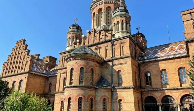 Документи на реставрацію церкви Чернівецького університету вже готові - Ткаченко