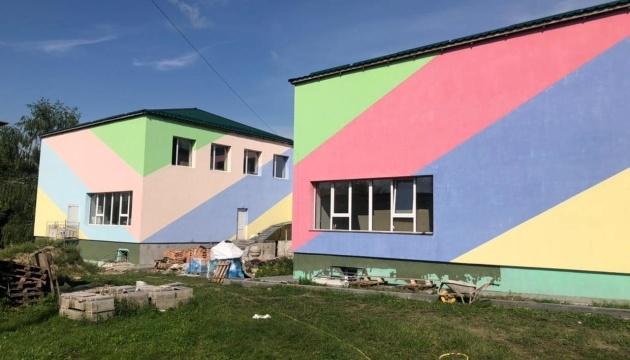 Велике будівництво: у Гайсині реконструюють садочок, який не працював 10 років