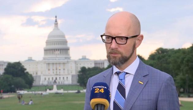 Yatsenyuk: Nord Stream 2 is a project against Ukraine, EU, US, entire energy market