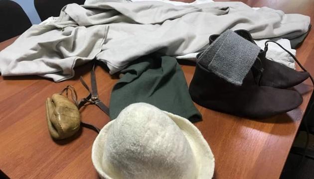 У Чернігівському історичному музеї з'явилося найдавніше вбрання сіверянина