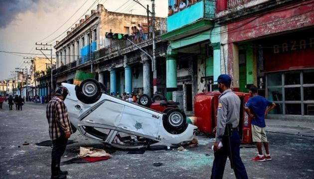 Уряд Куби пішов на поступки протестувальникам