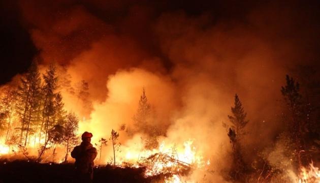У Росії вогонь винищив вже понад мільйон гектарів лісу
