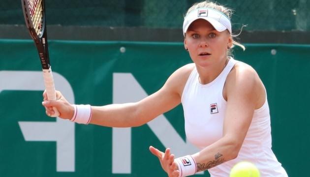 Українка Козлова вийшла до другого кола турніру WTA 250 у Гдині