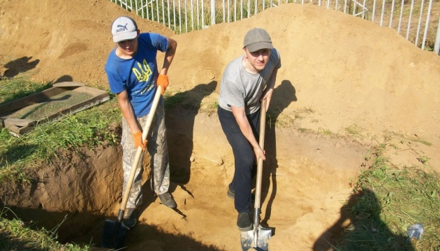 У Коростені виявили нову пам'ятку археології