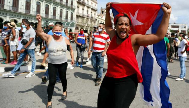 Кубинські протести: Острів Свободи без варіантів йде до свободи