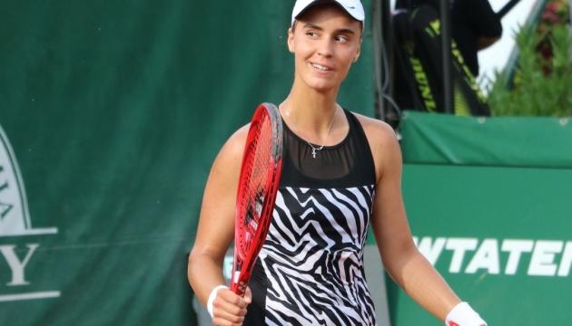 Калініна сьогодні зіграє у півфіналі турніру WTA в Будапешті