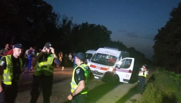 Количество пострадавших в ДТП с автобусом на Ривненщине возросло до 23