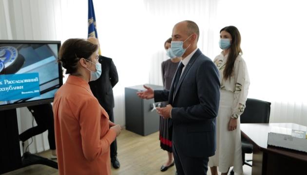 Венедиктова договорилась с руководителями спецслужб Литвы о сотрудничестве