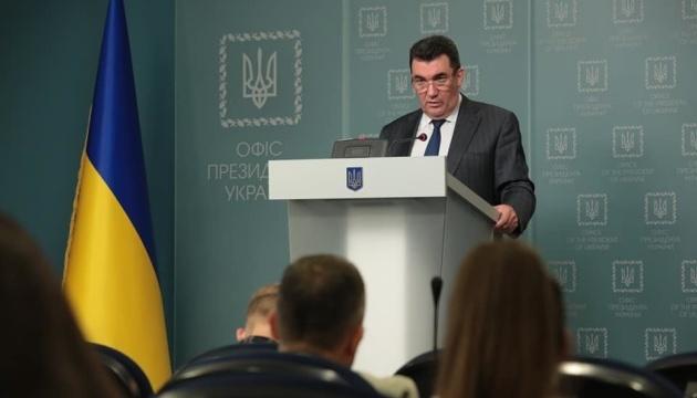 Briefing o wynikach pracy Rady Bezpieczeństwa Narodowego i Obrony