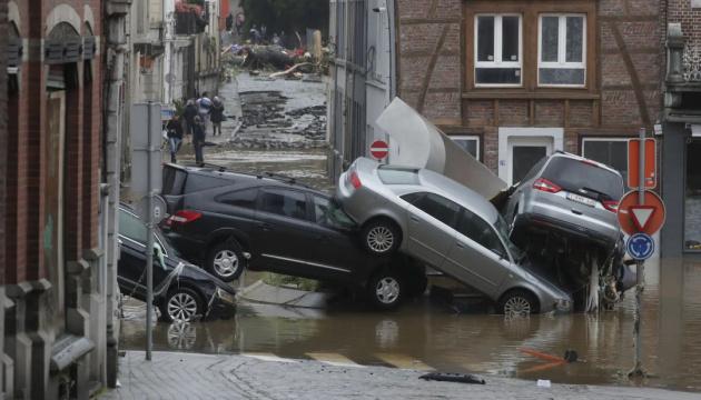 Руйнівна повінь у Бельгії: ЗМІ повідомляють про нових загиблих
