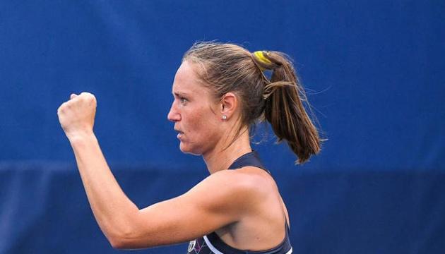 Бондаренко выиграла первый матч отбора турнира WTA 250 в Гдыне