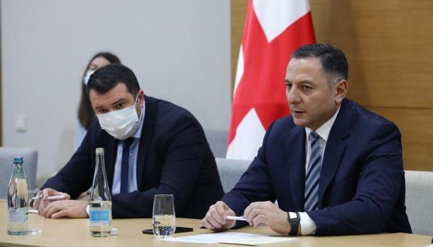 В Грузии сорвали выступление главы МВД относительно беспорядков