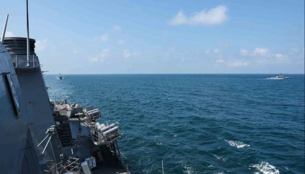 Кораблі США залишили Чорне море після навчань Sea Breeze 2021