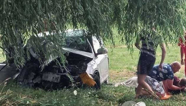 На Волині у ДТП загинули троє людей, серед постраждалих шестеро дітей