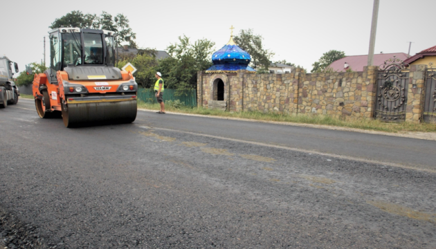 На Прикарпатті почали ремонт дороги до туристичних «магнітів» Богородчанщини