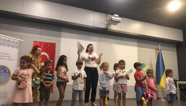 У Туреччині організували третій літній український дитячий табір «Гарячі серця»