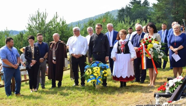 У Польщі провели щорічний етнографічний фестиваль «Лемківська Ватра»