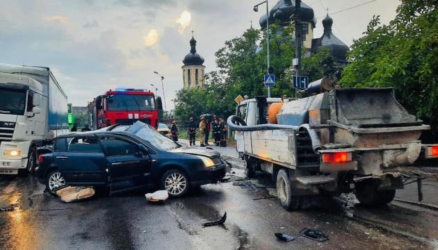 Український футболіст помер у лікарні після ДТП на Прикарпатті