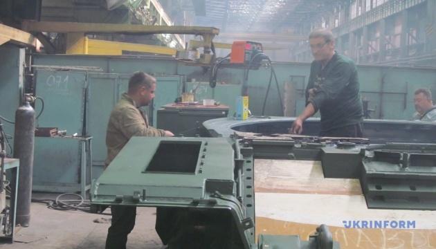 На заводі ім. Малишева розповіли, на якій стадії готовності танк «Оплот»