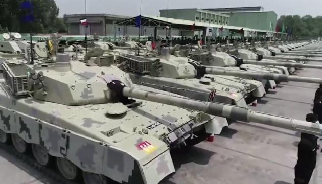 Завод Малишева чекає на замовлення Пакистаном 52 двигунів для танка Al-Khalid