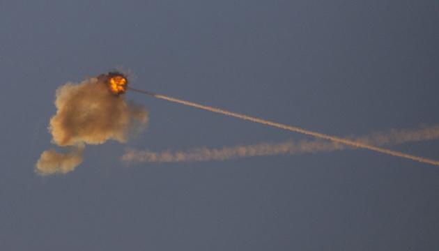 Ліван запустив дві ракети в бік Ізраїлю, одну перехопив «Залізний купол»
