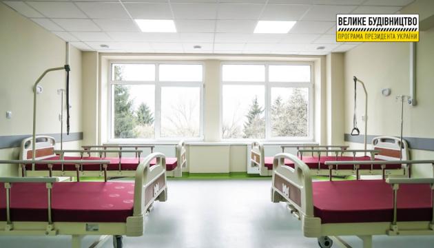 У Хусті готове рятувати життя нове приймальне відділення лікарні