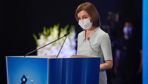モルドバ、ジョージア、ウクライナはEUを強化する潜在力がある=モルドバ大統領