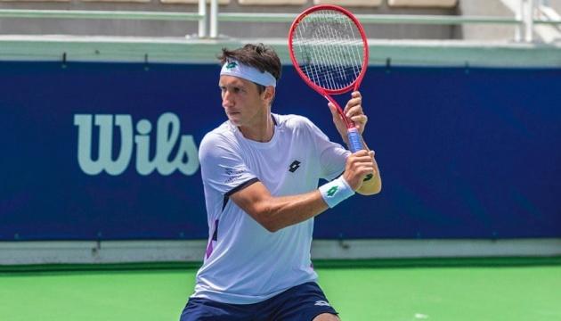 Стаховський вийшов до другого кола турніру ATP серії Challenger в Нур-Султані