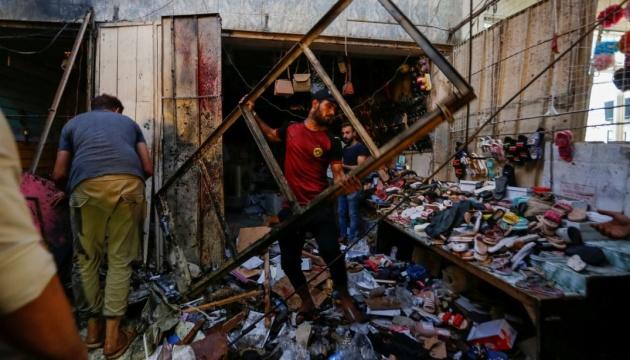 Теракт на ринку у Багдаді: кількість загиблих зросла до 35