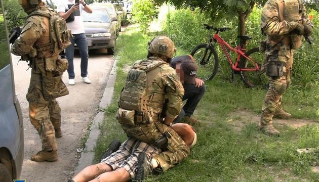 Служба безпеки затримала на Харківщині колишнього «депутата Л/ДНР»