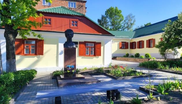 У Новоград-Волынского музея Леси Украинки появился сайт
