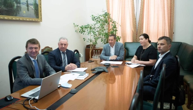 Нацбанк обговорив із представниками Мінфіну США подальшу співпрацю з МВФ