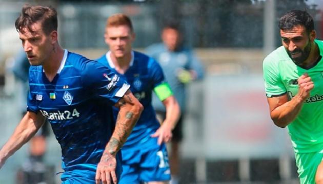«Динамо» завершило швейцарський збір поразкою від «Атлетика»
