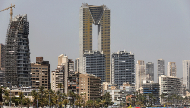 В Испании построили самый высокий в Евросоюзе небоскреб