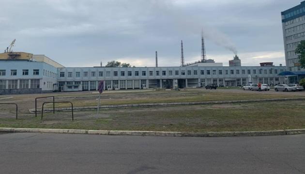 ДСНС запевняє, що аварія на РівнеАзоті не забруднила повітря