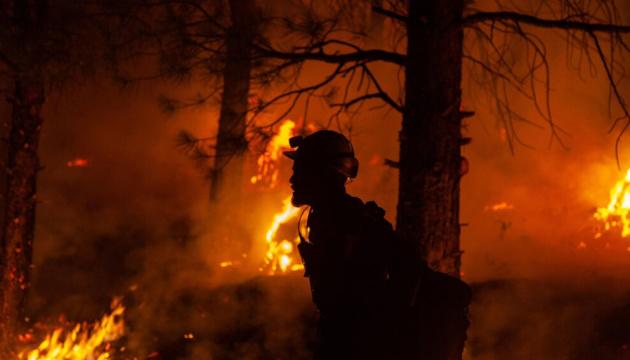 Bootleg Fire: У Штатах масштабна лісова пожежа спустошила 150 тисяч гектарів
