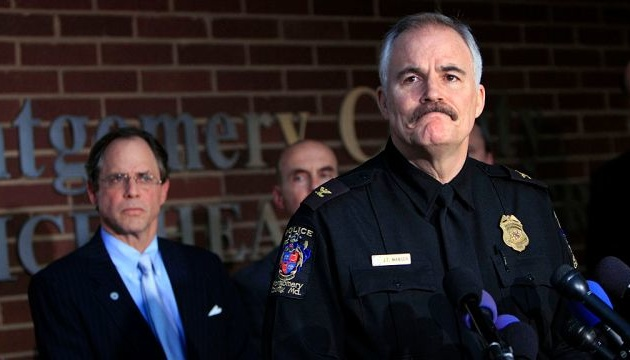 У поліції Капітолію нарешті з'явиться новий керівник після штурму 6 січня – АР