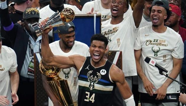 «Мілуокі» обіграв «Фінікс» і став чемпіоном НБА