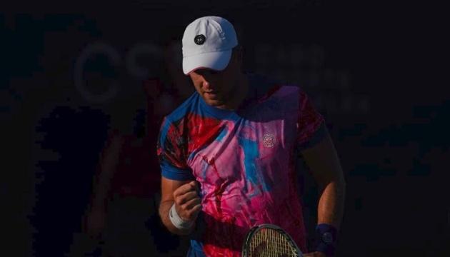 Марченко обіграв німця Гойовчика на старті турніру ATP в Мексиці